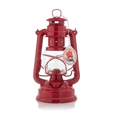 Feuerhand Hurricane Lantern 276 Ruby Red