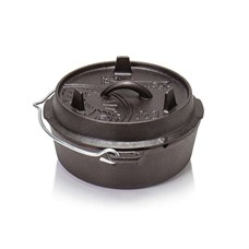 Petromax Dutch Oven FT3-t Düz Taban
