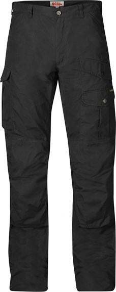 Fjällräven Barents Pro Trousers Black-Black