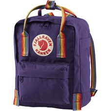 Fjällräven Kånken Rainbow Mini Purple