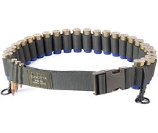 Savotta Rekyyli cartridge belt, black